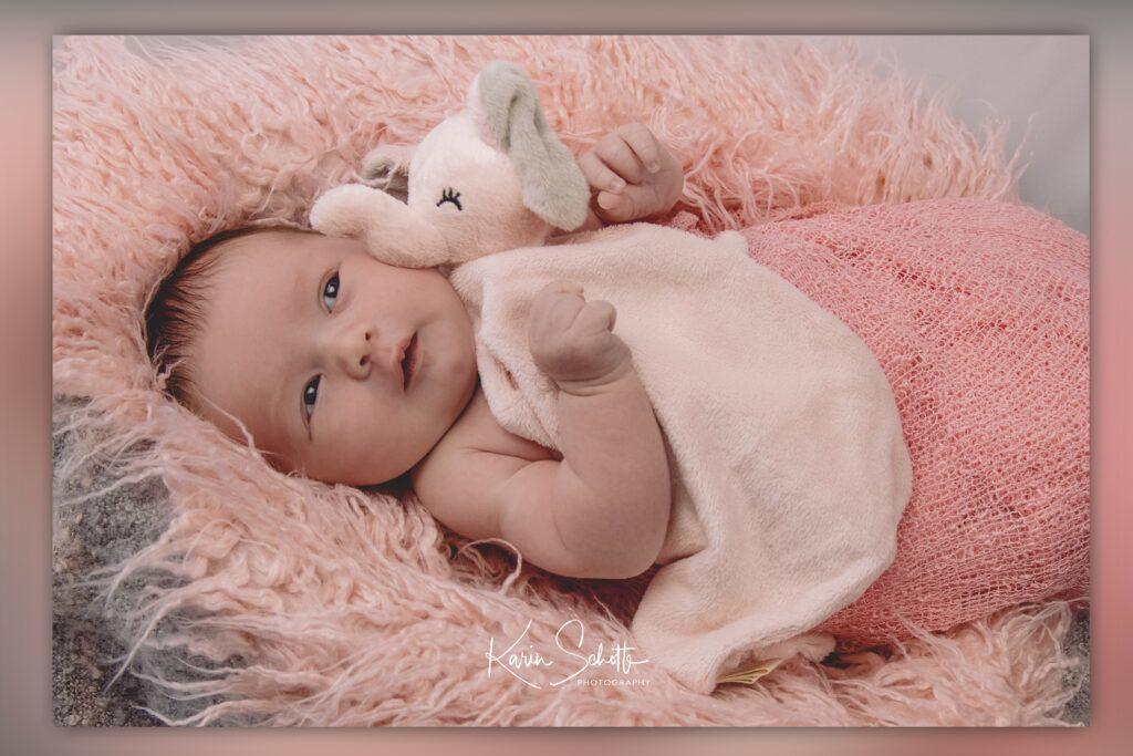 Newborn foto shoot